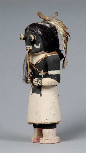 Autrys Collections Online Katsina Kachina Doll Tsakwayna Warrior